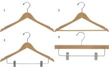 Natural Flat Hanger Bundle