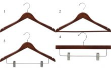 Flat Walnut Hanger Bundle