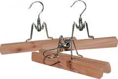 Set of 3 Cedar Clamp Hangers