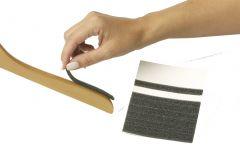 "Grey Foam Pad Strip (4"")"