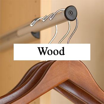Hangers.Com - Wood Hangers